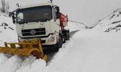 برف و باران در محورهای 26 استان و انسداد 13 جاده/ رانندهها حتما زنجیرچرخ داشته باشند