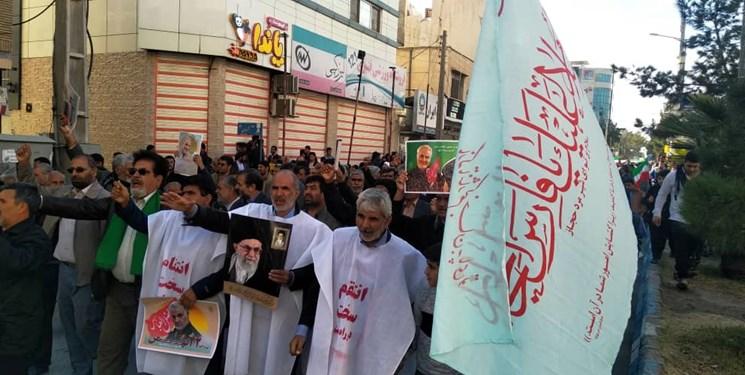 راهپیمایی 22 بهمن در سیستان و بلوچستان