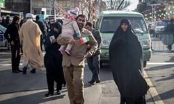 صحبت های مردم حاضر در راهپیمایی 22 بهمن در ارتباط با انتخابات مجلس