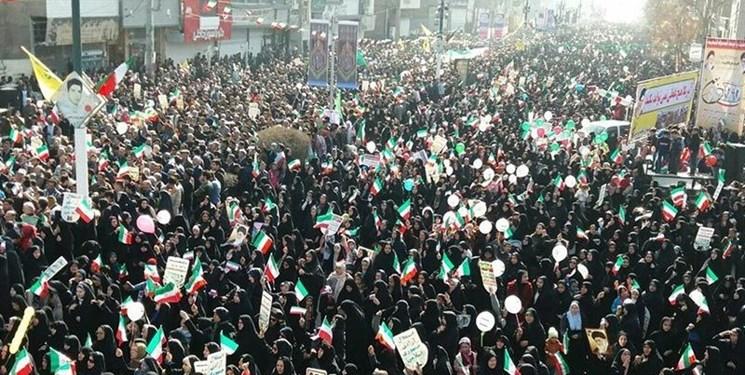 رسانه لبنانی: امروز میلیونها ایرانی «شعار مرگ بر آمریکا و مرگ بر اسرائیل» سر دادند