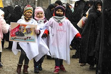 راهپیمایی یوم الله۲۲ بهمن ماه 1398