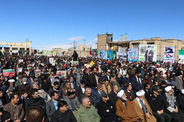 شور حماسی  در شهرکرد