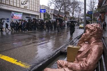 راهپیمایی 22 بهمن ساری