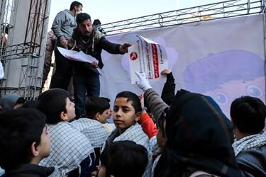 جشن چهل و یکمین سالگرد شکوهمند انقلاب اسلامی در اهواز