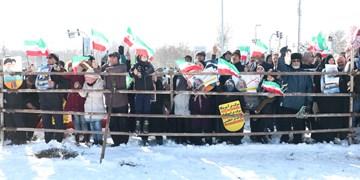 عکس | راهپیمایی ۲۲ بهمن ۱۳۹۸ در البرز 2
