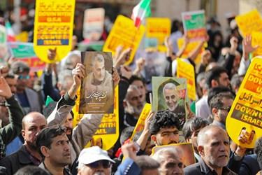 راهپیمایی ۲۲ بهمن در «کرمان»