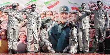 غرفه خبرگزاری فارس در راهپیمایی 22 بهمن