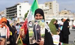فیلم| حضور باشکوه مردم بندرعباس در راهپیمایی 22 بهمن «1»