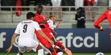 AFC: پرسپولیس با دبل علیپور با تک امتیاز به خانه برگشت