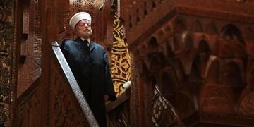 هشدار مفتی فلسطین درباره تعرضهای صهیونیستها و وقوع جنگ دینی