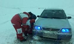 امدادرسانی هلال احمر زنجان به 872 در راه مانده