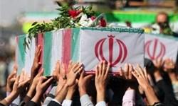 رزمنده البرزی تیپ فاطمیون در سوریه به شهادت رسید