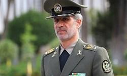 وزیر دفاع: ایران در سایه تحریم توانسته از نظر قدرت نظامی به بالاترین سطح برسد