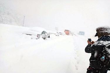 منطقه سراوان جاده رشت قزوین