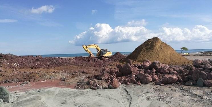رفع تصرف اراضی ملی در «جزیره هرمز»/ بیش از ۱۱ هزار متر مربع بیتالمال آزاد شد