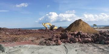 کشف یک زمینخواری جدید در جزیره هرمز