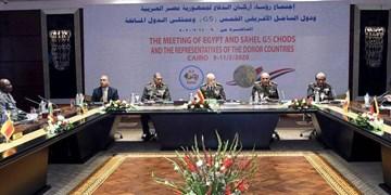 قاهره میزبان نشستی برای تشکیل نیروی مشترک کشورهای حاشیه دریای سرخ