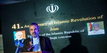 سفیر ایران در نیجریه:پرچم مبارزه با تروریسم در دست یاران سردار شهید برافراشته خواهد ماند