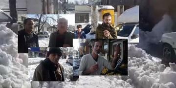 فیلم| مردم از وضعیت نامناسب معابر شهری میگویند