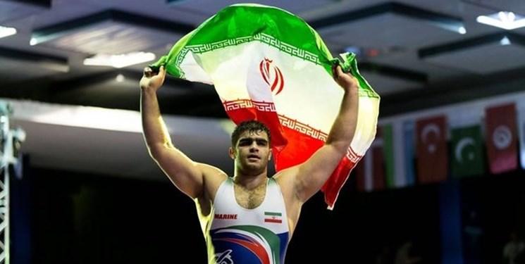 کشتی قهرمانی آسیا  4 مدال طلا، نقره و برنز حاصل کار فرنگیکاران ایران در روز نخست