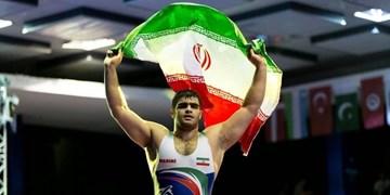کشتی قهرمانی آسیا| 4 مدال طلا، نقره و برنز حاصل کار فرنگیکاران ایران در روز نخست