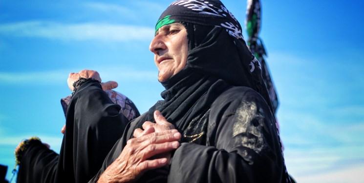 برگزاری مراسم «چمر» سردار سلیمانی در شهرستان ملکشاهی