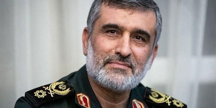 سردار حاجیزاده: باید برای اخراج آمریکا از منطقه متحد شویم