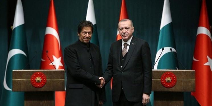 اردوغان: از راهحلهای مورد تایید سازمانملل درباره کشمیر حمایت میکنیم