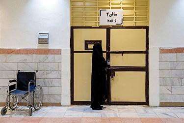 بازدید رئیس قوه قضائیه از ندامتگاه زنان