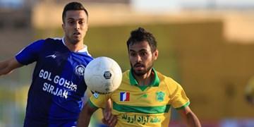 اولین  پیروزی نفت و گاز گچساران  در دور برگشت لیگ دسته دو فوتبال کشور