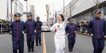 تاکید مقامات ژاپنی بر حمل مشعل بدون حضور تماشاگران
