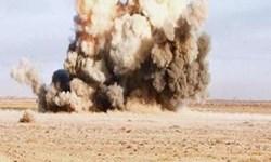انفجار «مین» جان یک نفر را در قصرشیرین گرفت