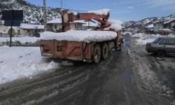 بازگشایی 10 جاده روستایی مسدود گیلان توسط قرارگاه خاتم