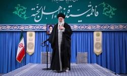 رهبر انقلاب: مطمئنا پیروزی قطعی و نهایی متعلق به ملت ایران است