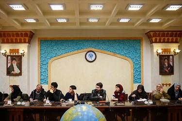 نشست تمدن های حوزه اوراسیا
