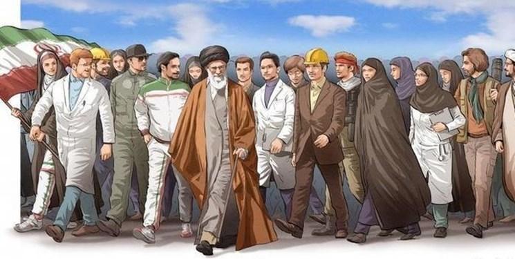 گروههای جهادی بستری موثر در تحقق بیانیه گام دوم انقلاب