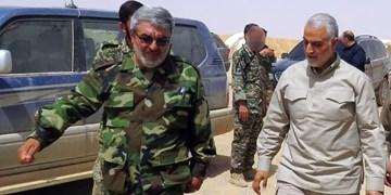 فرمانده قرارگاه حضرت زینب در سوریه: جواب نامه حاج قاسم را با خون امضا کردم