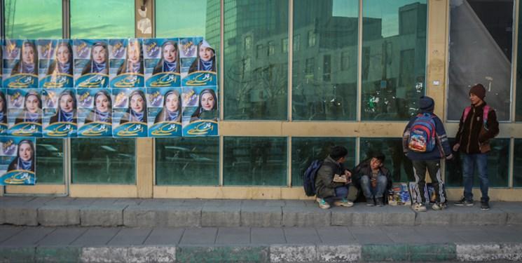 عکس | سومین روز تبلیغات نامزدهای نمایندگی مجلس در کرج