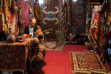 نمایشگاه سراسری گل و گیاه  و صنایع دستی در اهواز
