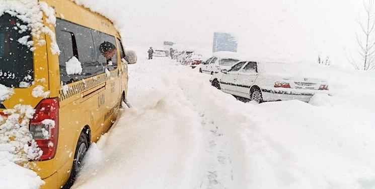 راه ارتباطی بیش از ۴۰۰ روستای آذربایجان غربی مسدود است
