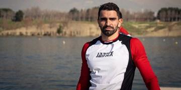 قایقرانی انتخابی المپیک  آقامیرزایی به فینال صعود کرد