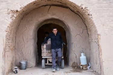 راه  اندازی مجدد تولیدی آجر جیل در منطقه جنگیه اهواز