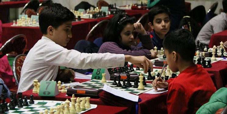 عکس| چهره مدعیان قهرمانی شطرنج جام کاسپین مشخص شد