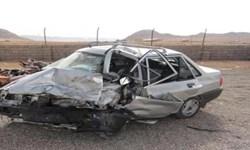 10 کشته و مصدوم در 2 تصادف جادهای