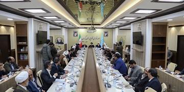 دیدار رئیس قوه قضائیه با قضات استان کرمان