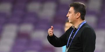 قلعهنویی: به تیمهای ایرانی کم لطفی میشود/ باید این باخت را فراموش کنیم و به فکربازی بزرگ در لیگ باشیم