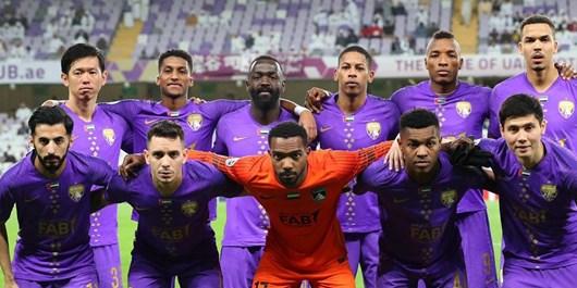 العین متکی به عنصر جوانی مقابل فولاد در لیگ قهرمانان آسیا