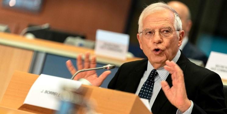 هشدار «بورل» به تلآویو درباره تبعات اشغال کرانه باختری برای روابط اروپا و اسرائیل