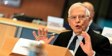 بورل: تحریم تسلیحاتی لیبی به سخره گرفته شده است