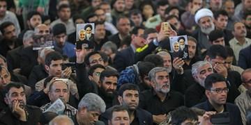 چهلم سردار «شهید سلیمانی» در کرمان
